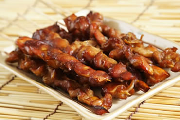 Free--Chicken Teriyaki Sticks (2)